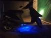 Подсветка скутера
