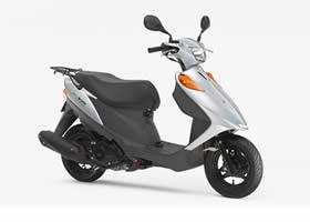 Suzuki планирует запустить в продажу модернизированный Suzuki Address V125
