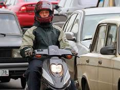 Водителей скутеров признают уголовно ответственными