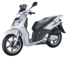Новый скутер Keeway Outlook Sport